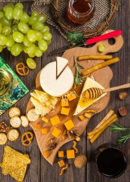 Frugal Appetizers and hors d'oeuvres at a BBQ